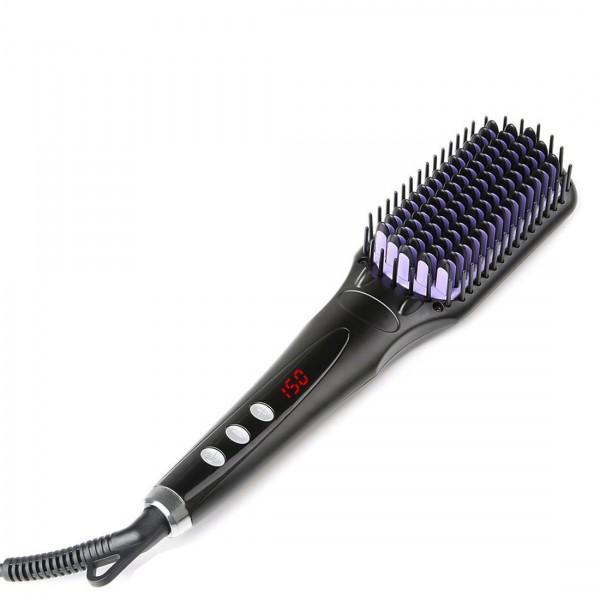 FLAWLESS Hair Straightening Brush